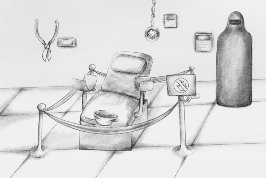 Акушерское-кресло-в-музее-орудий-пыток